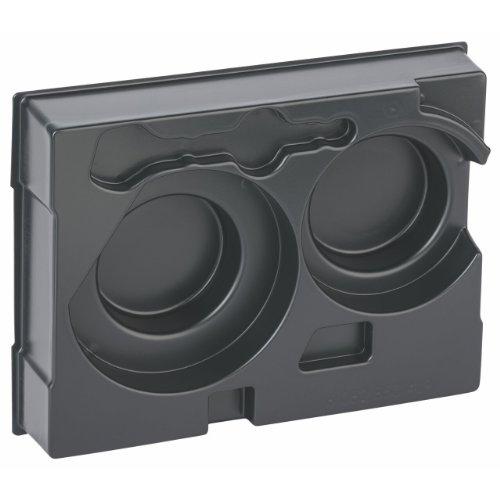 Bosch 2608438078 Koffereinlage für GOF 1600 CE und GMF 1600 CE (L-Boxx 374)