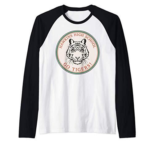 Netflix Stranger Things Hawkins High School Go Tigers Logo C