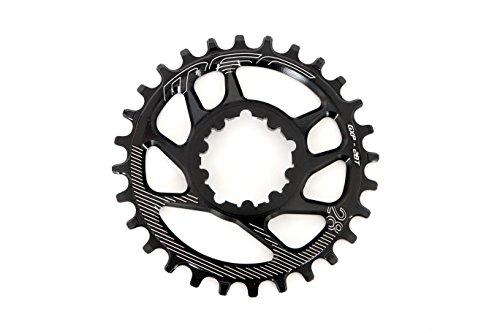 MSC Bikes dmgxp Plat, Noir, 28 T