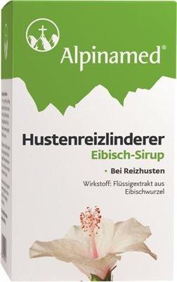 ALPINAMED/HUSTENREIZLINDERER EIBISCH-SIRUP (150 ML)