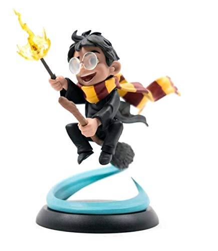 Quantum Mechanix- Figura QFIG Harry Potter HARRYS First Flight, Multicolor (HP-0103)