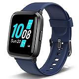 Lintelek Smartwatch Fitness Armband mit Blutdruck...