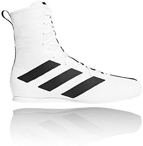 [アディダス(adidas)] BOX HOG 3(フットウェアホワイト/コアブラック) F99919 フットウェアホワイト/Cブラック 25.5cm