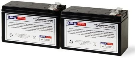 Opti-UPS TS2250B Replacement Battery Set