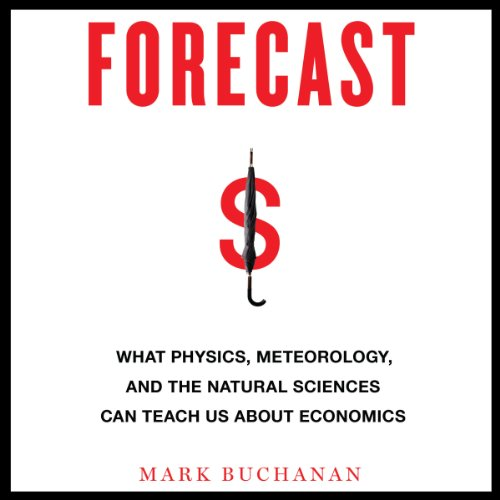 Forecast audiobook cover art