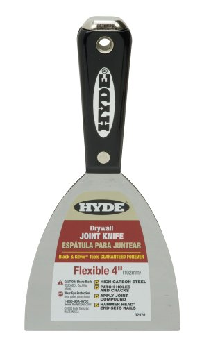 HYDE 02570 Flex Hammer Head Joint Knife, 4