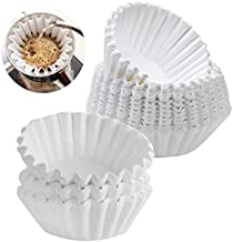 Holoras 12-Cup Commercial Coffee Filters, Paper Coffee Filters Eco-Friendly Commercial Coffee & Tea Machine Filters for Home, Cafes, Restaurants, and Offices Use
