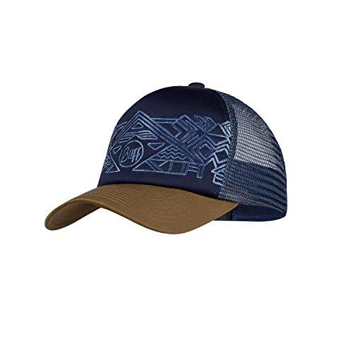 Buff Trucker Cap, Dark Blue, Talla Única Unisex-Child