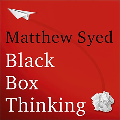 Black Box Thinking cover art