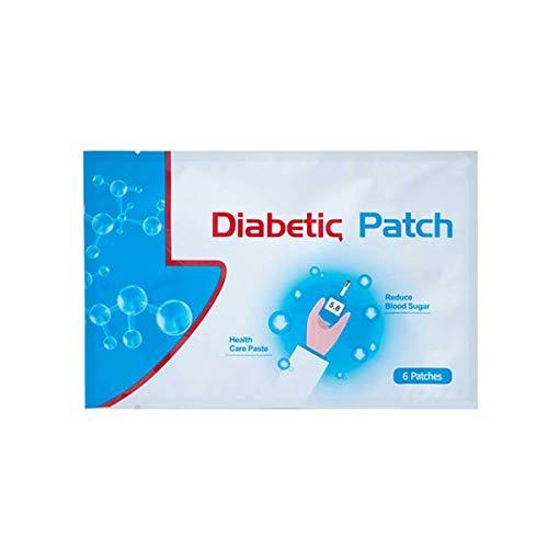 Zunbo Diabetes Patch Medizinische Pflaster Natur Kräuter Halten Blutzucker Gleichgewicht Verringert höhe Blutzucker (30)