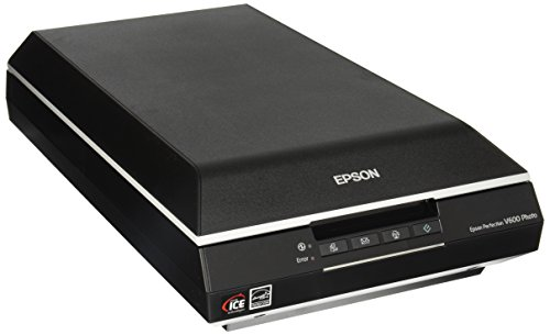 Epson Perfection V600 Colour Flatbed Scanner