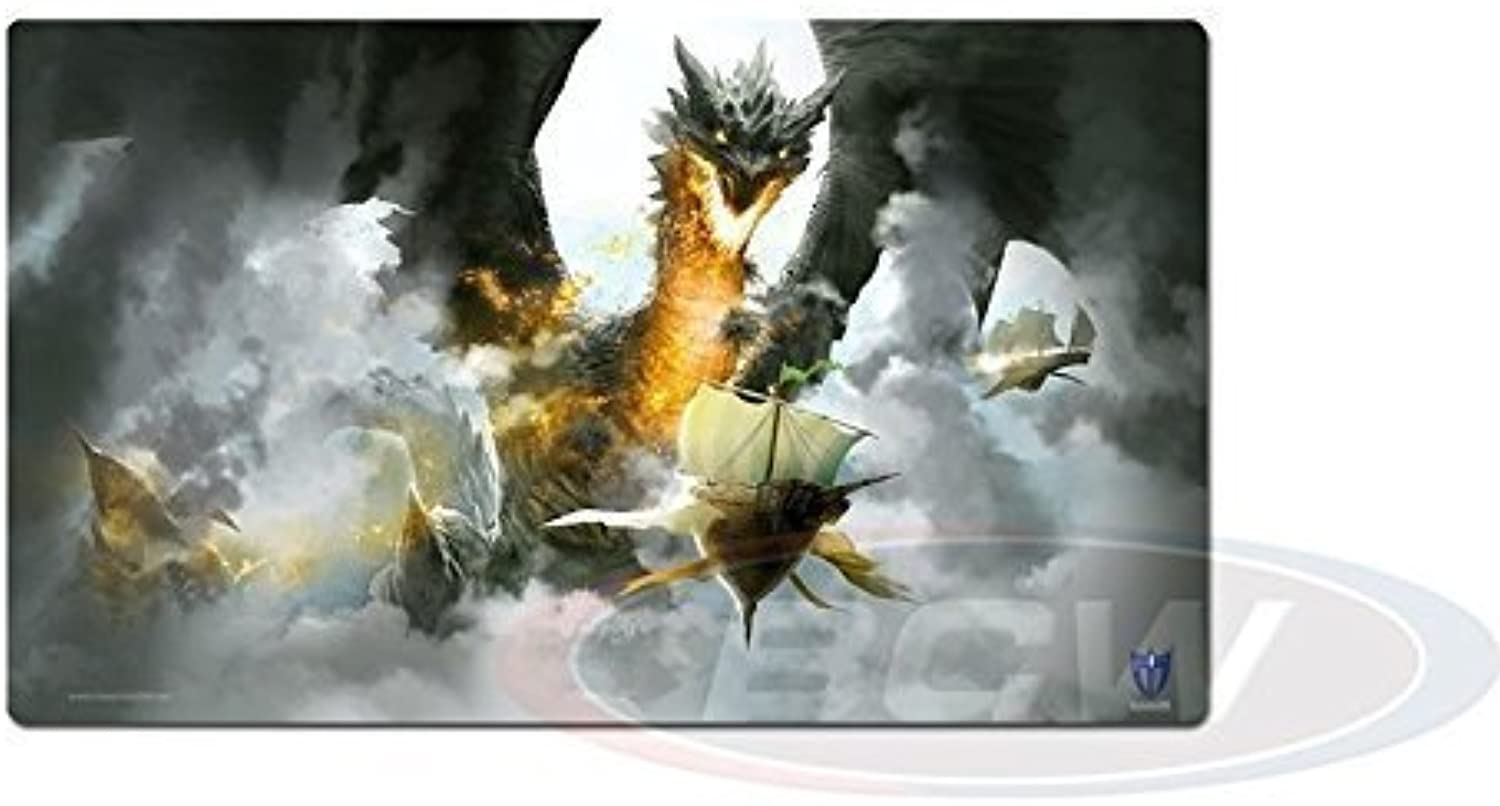 (1) Max Predection Ambush Design Mat Trading Card Playmat for Magic the Gathering, Pokemon, World of Warcraft, Kaijudo Duel Masters, YuGiOh , and Cardfight Vanguard Cards by Max Predection