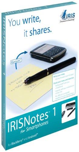 I.R.I.S. IRIS Notes 1 FOR Smartphones Scanner Handheld