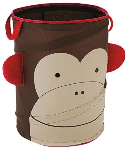 Skip Hop -SK-294103- Panier de rangement pop up Zoo singe