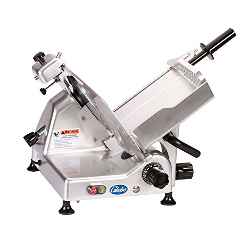 "Globe G12 12"" G-Series Manual Food Slicer, 1/2-HP, NSF"