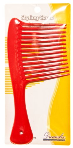 Dream Fix Comb Jumbo Rake W/14 Teeth PCO24
