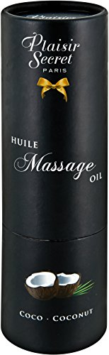 Plaisirs Secrets Huile de Massage Comestible Noix...