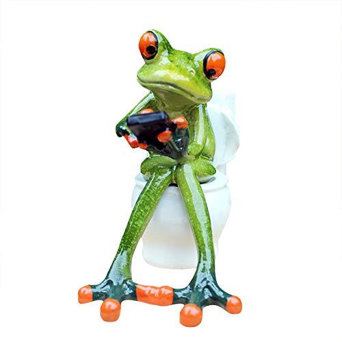 Top 10 best selling list for ceramic frog toilet paper holder