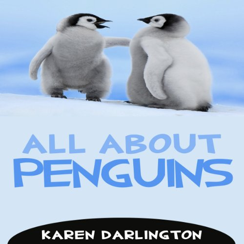 All About Penguins audiobook cover art