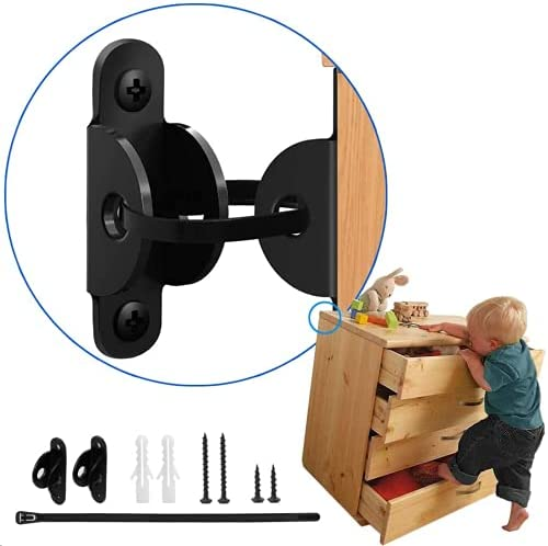 In a popularity 8 SET Furniture Limited time trial price Straps Proofing Baby Childproofing for Metal