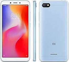 Xiaomi Redmi 6A Dual Sim - 32 GB, 2 GB Ram, 4G LTE, Blue - International Version