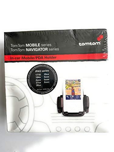 Tomtom Car Kit für Hewlett-Packard iPAQ H3870, H3970, HX2110, H2210, H2215, HX2410, HX2750, Rx3715, H4150, H4350, hxX4700, H5450, H5455, H5550, H6340