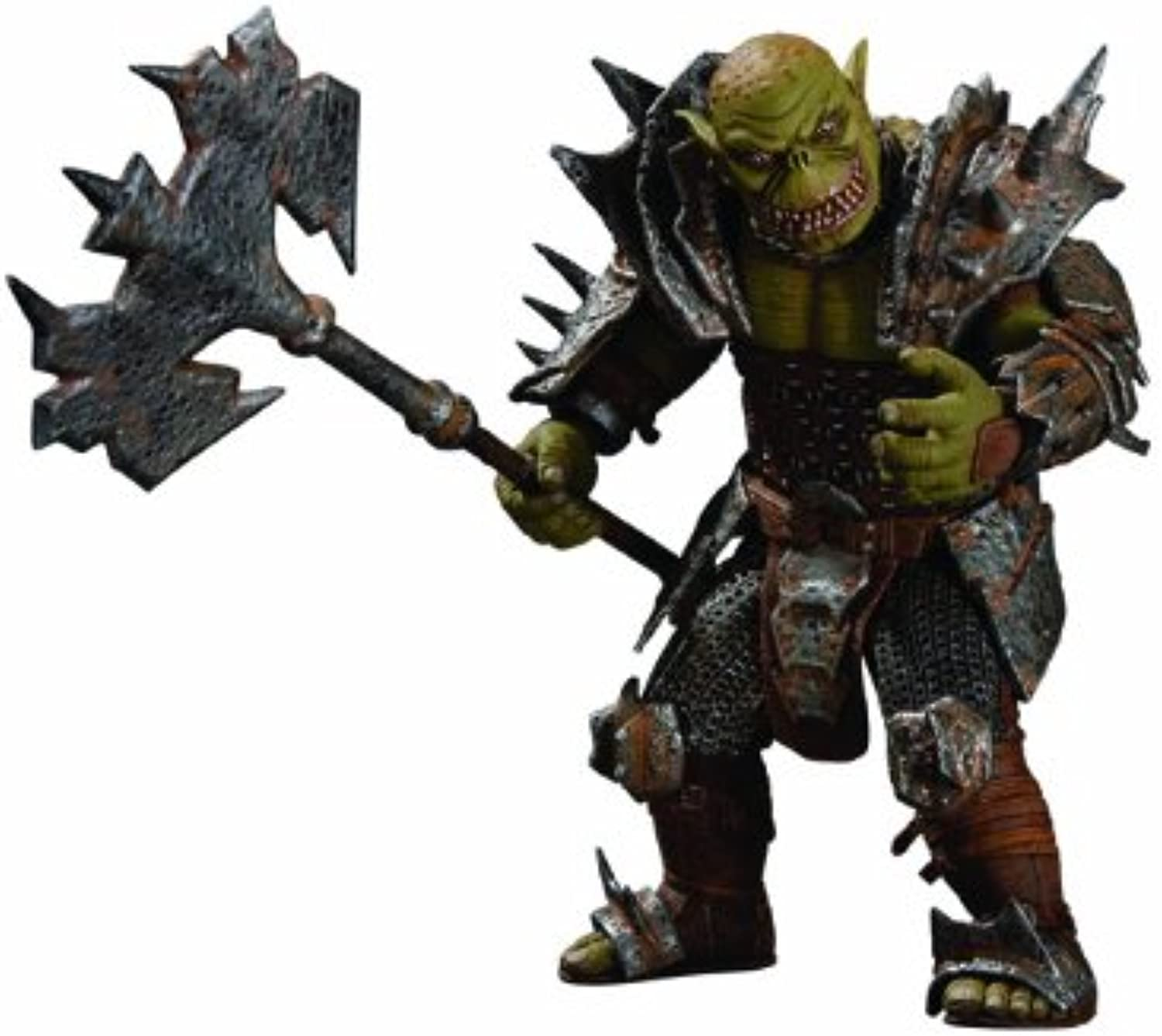 DC Unlimited Dragon Age  Series 1  Genlock Action Figure