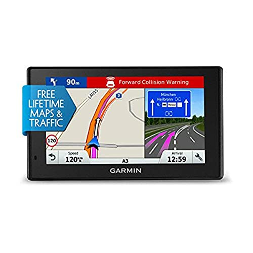 Garmin DriveAssist 51 Full EU LMT-S - Navegador GPS con mapas de...