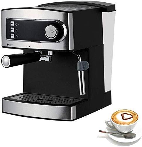 YINGGEXU Ekspres do kawy Ekspres do kawy,20 bar ekspres do kawy Espresso Coffee Compatible z domu komercyjne mleko bąbelkowe włoskie espresso półautomatyczna ekspres do kawy,prezenty kompatybilne z mi