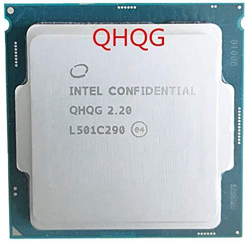 QHQG versión de ingeniería ES de I7 procesador CPU 2,2 GHz Q0 Paso Quad Core Quad-Core Socket 1151