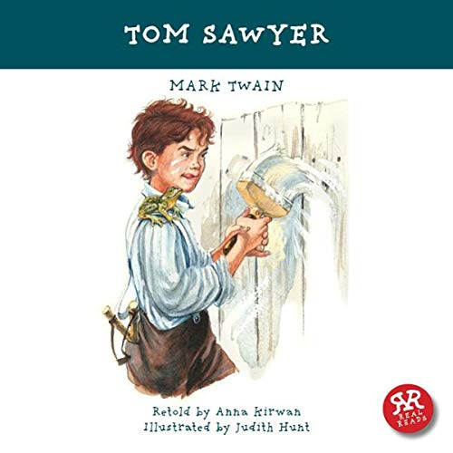 Tom Sawyer     An Accurate and Entertaining Retelling of Mark Twain's Timeless Cassic              Written by:                                                                                                                                 Mark Twain,                                                                                        Anna Kirwan                               Narrated by:                                                                                                                                 Bob Karper                      Length: 48 mins     Not rated yet     Overall 0.0