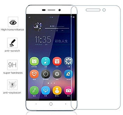 Tumundosmartphone Protector Pantalla Cristal Templado para ZTE Blade A452 Vidrio