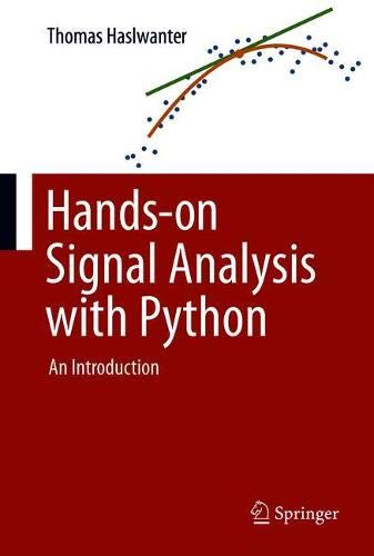 Hands-on Signal Analysis with Python: An Introduction