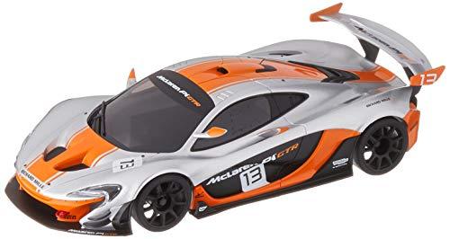 Kyosho Mini-Z ASC MR-03W-MM ASC McLaren P1 GTR Silver/Orange (MZP235SO-B)
