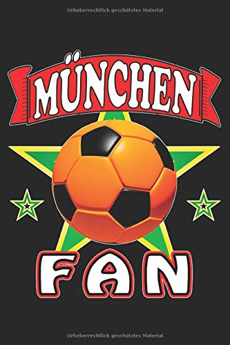 Fussball Muenchen Fan