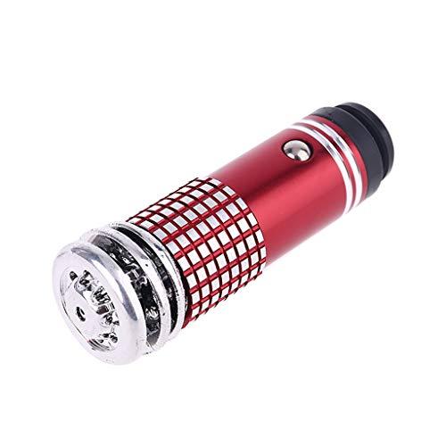 Qirun Purificador automático de Aire Fresco Ionizador de Barra de oxígeno Ionizador de Aire para el hogar del automóvil
