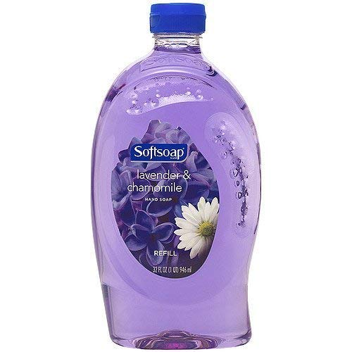 Softsoap Hand Soap Refill 32 Oz (Pack of 2) (Lavender & Chamomile)