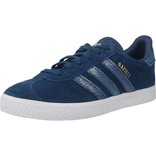 Adidas Gazelle C, Zapatillas de Deporte Unisex niño, Multicolor (Multicolor 000), 34 EU