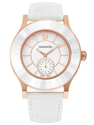 Swarovski Damen Analog Quarz Uhr mit Edelstahl Armband 5043143