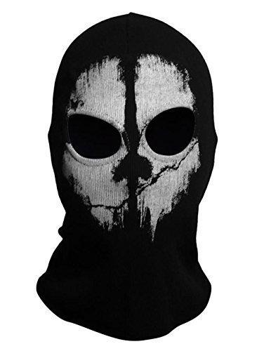 Masks Life Shopping Suavo Ghosts Logan Last Mission Passamontagna con teschio