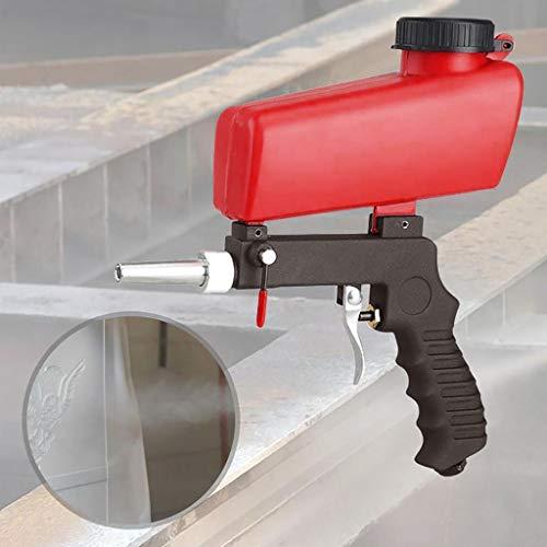 Best Price Feccile Professional Abrasive Air Sand Blaster Handheld Gun - Portable Gravity Sandblasti...