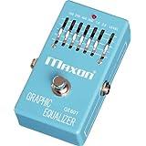 Maxon ギターエフェクター Graphic Equalizer GE601