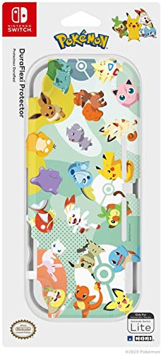 Hori Cover Protettiva Duraflexi Per Nintendo Switch Lite - Pikachu & Friends - Nintendo Switch