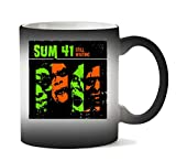 Wicked Design Sum 41 Still Waiting Album Cover Tasse Hitze