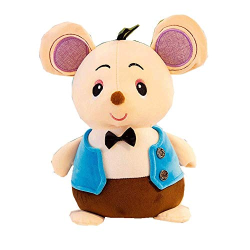 WJTMY Plüschtier Mickey Mouse Puppe Großes Ohr Plüschtier Kind Stoff Puppe Geschenk (Color : B)