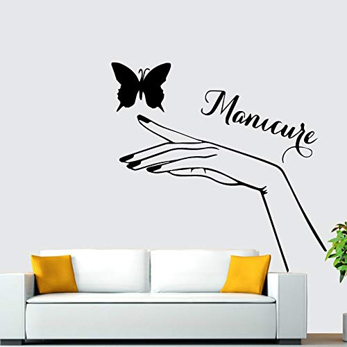 Pegatinas de pared de lujo decoración del hogar dormitorio decoración de la sala de estar arte de la pared mural de papel autoadhesivo A5 43x41cm
