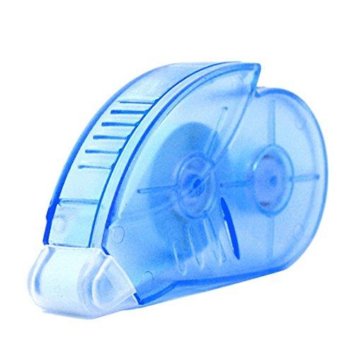 Souarts blauw dubbelzijdig gezichten tape lijm applicator Pack van 2 stks