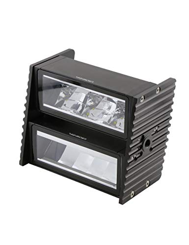 Highsider Ultimate Led-koplamp, inclusief wave-houder, E-getest