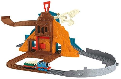 Mattel Fisher-Price BCX23 - Thomas und seine Freunde Dino-Abenteuer Spielset