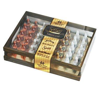VSC Liquor Chocolates (40 ct.) A1 (pack of 2)